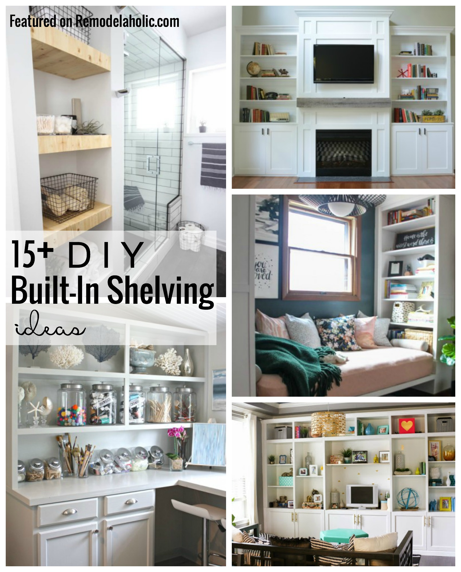 Get The Built In Looks Of Your Dreams On A Budget With These 15+