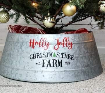 Friday Favorites: Tree Collar and Barn Door Hardware