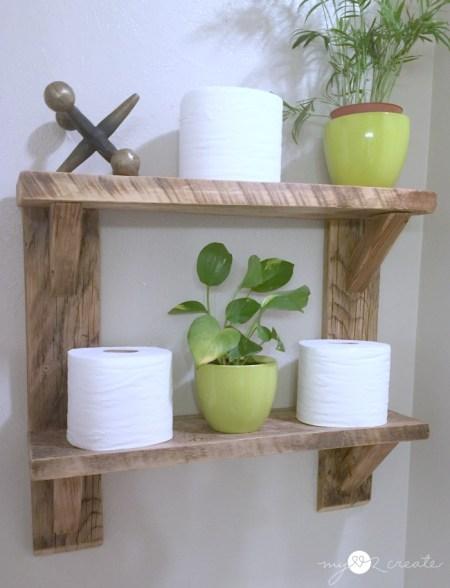 Green Plants On Shelves MyLove2Create