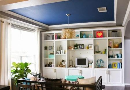 Livingroom Builtins