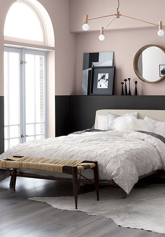 Blush Bedroom Inspiration 1