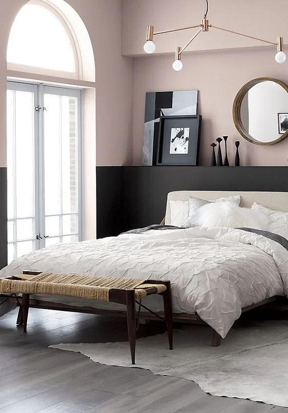 Superbe Blush Bedroom Inspiration 1