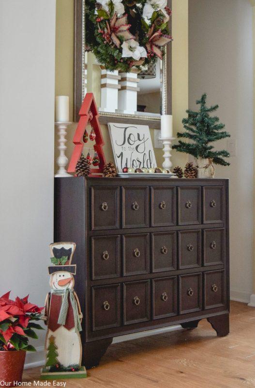 Christmas Foyer 2