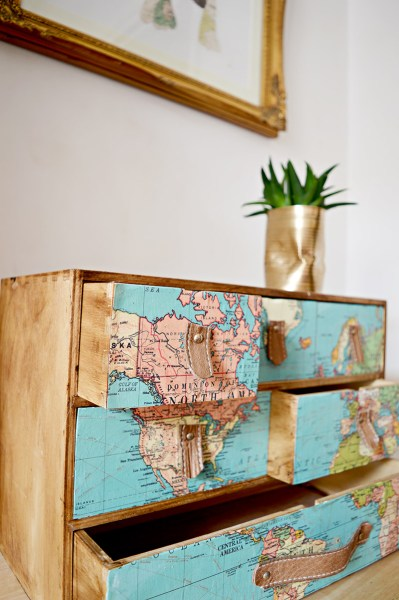 Ikea Moppe Map Hack Close Up Drawers S