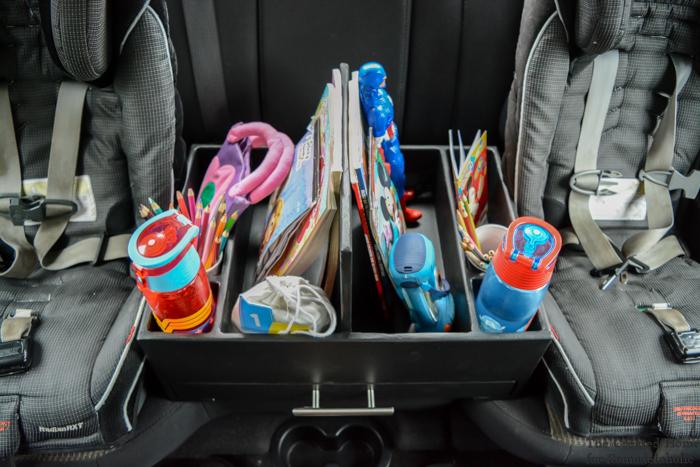 diy car organizer