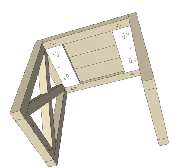 Multi Use Side Table Building Plan Apieceofrainbowblog (10)
