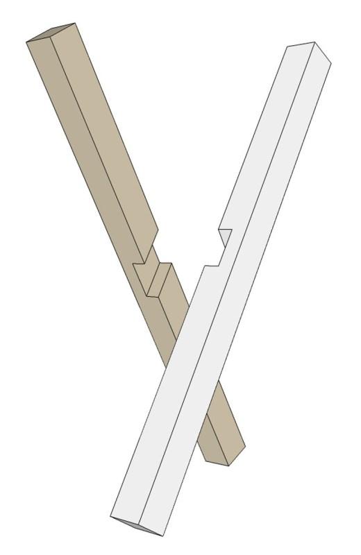 Multi Use Side Table Building Plan Apieceofrainbowblog (4)