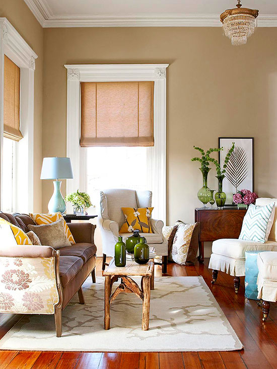 Sandstone Tint: Color Of The Year Paint Trends For 2018