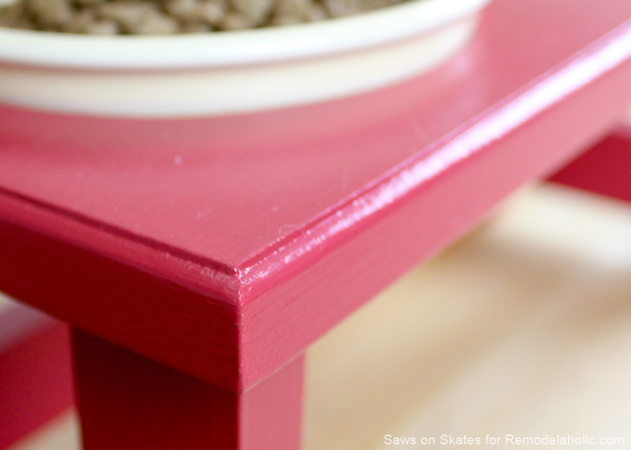 Diy Dog Food Bowl Stand Sos 10