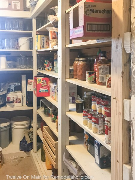 How To Organize Large Pantry On Budget1 (1 Of 23)