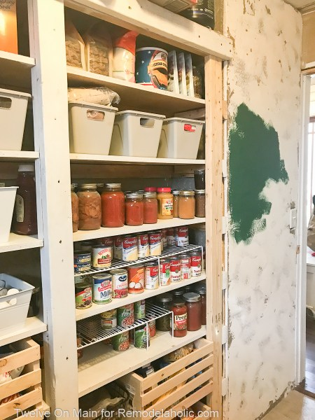 How To Organize Large Pantry On Budget1 (8 Of 23)