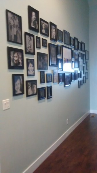 Remodelaholic Gallery Wall Simplified (26)