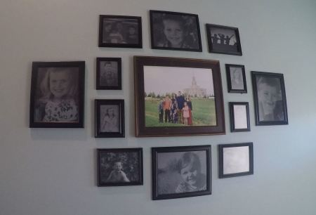 Remodelaholic Gallery Wall Simplified (40)