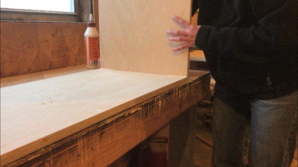 Woodshop Diaries Toy Box Assembly