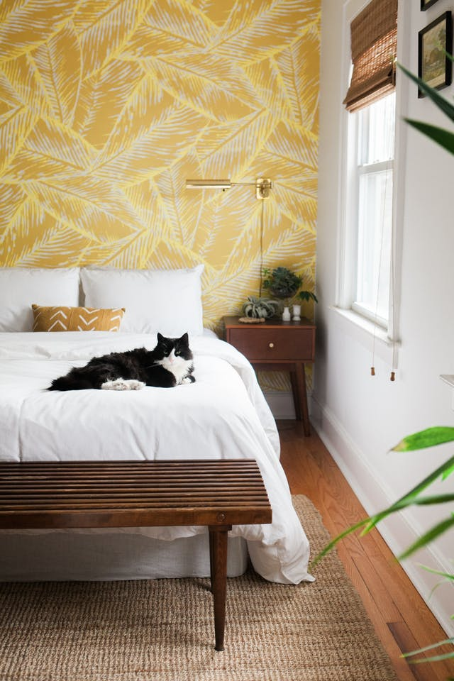 Remodelaholic How To Make Mustard Yellow Work In Your