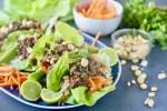 Thai Beef Lettuce Cups 9