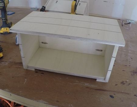 Remodelaholic Spice Cupboard Assemble (43)