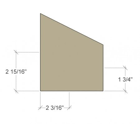 Remodelaholic Spice Cupboard Pocket Hole Layout5a