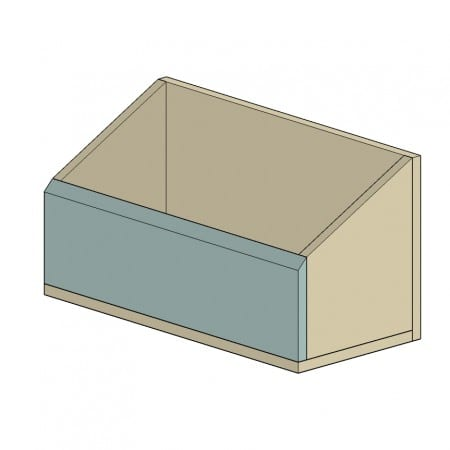 Remodelaholic Spice Cupboard Pocket Holes (15)