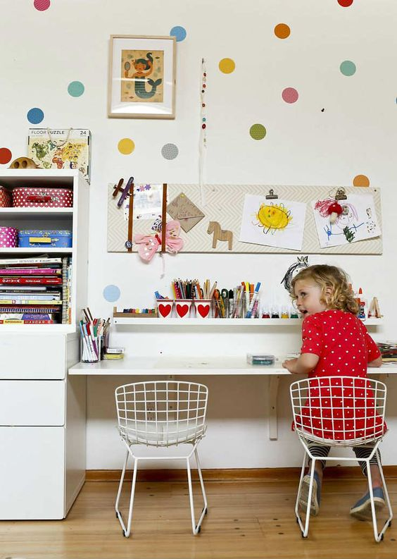 5 Easy Tips Create a Kid's Homework Station