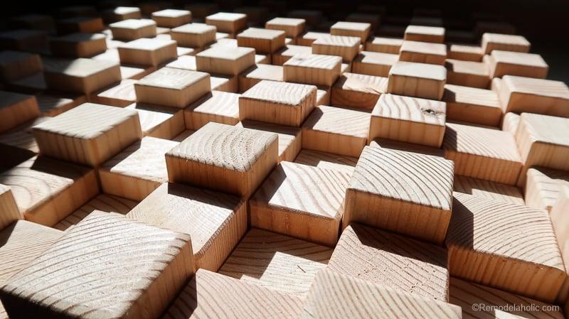 3d Wood Art Tutorial @Remodelaholic 19