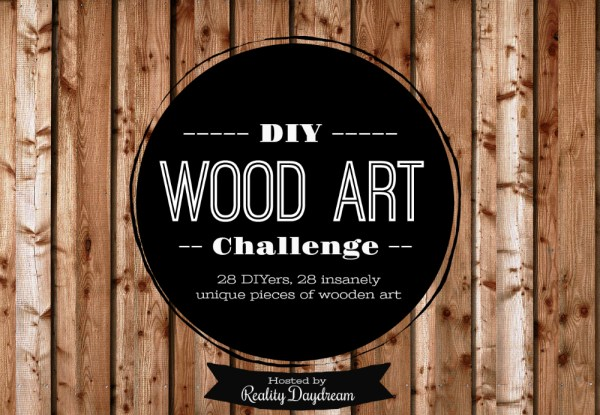 Wood Art Challenge Blog Hop