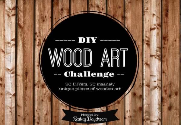 Wood Art Challenge Blog Hop