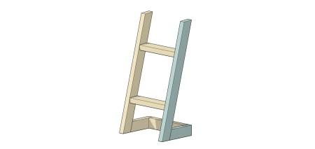 Ladder Utensil Holder (8)