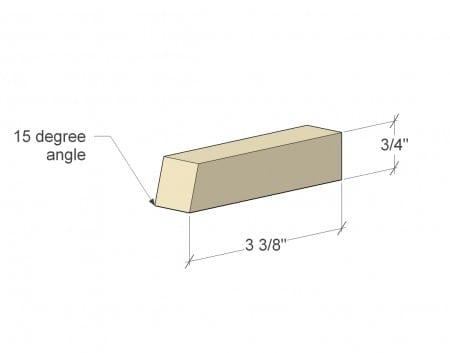 Remodelaholic Utensil Ladder (4)