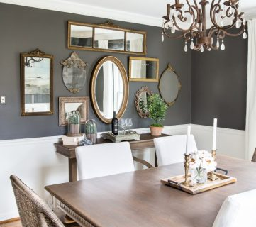 Easy Gallery Wall Ideas + Tips for Hanging a Gallery Wall Quickly