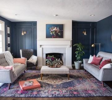 Elegant DIY Spring Home Tour Sincerely Sara D 27