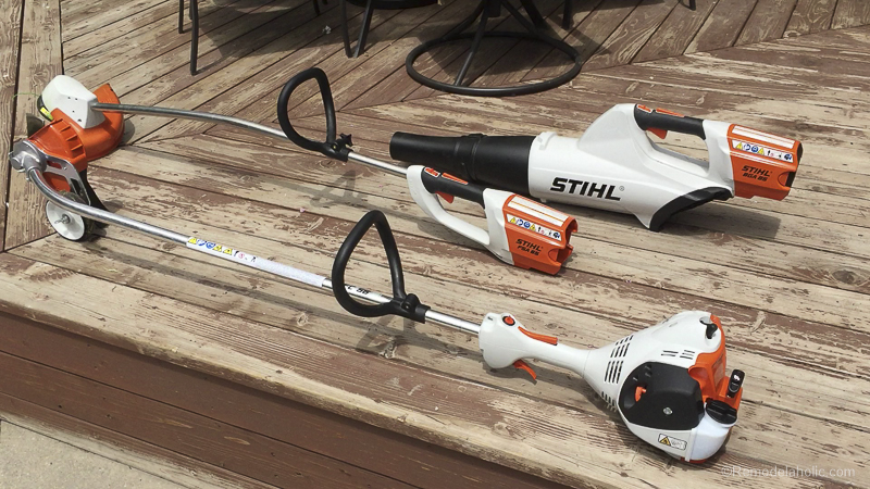 Edging Your Lawn Like A Pro With Stihl @Remodelaholic 48