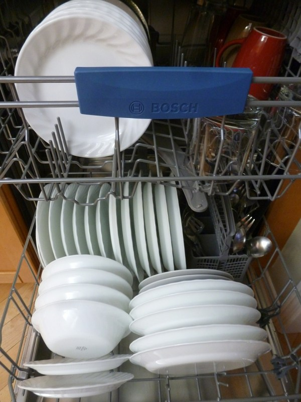 Spring Cleaning Tasks, Cleaning Dishwasher