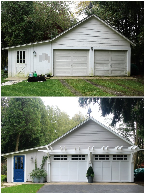 Curb Appeal Updates That Increase Home Value #remodelaholic