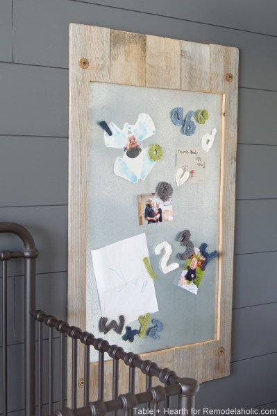 Table And Hearth Metal Display Board 19