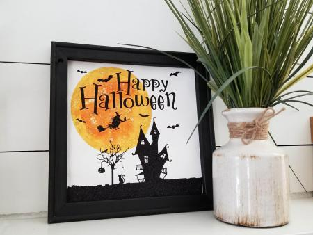 12 Easy Spooky (or Not) Halloween Decor Tutorials