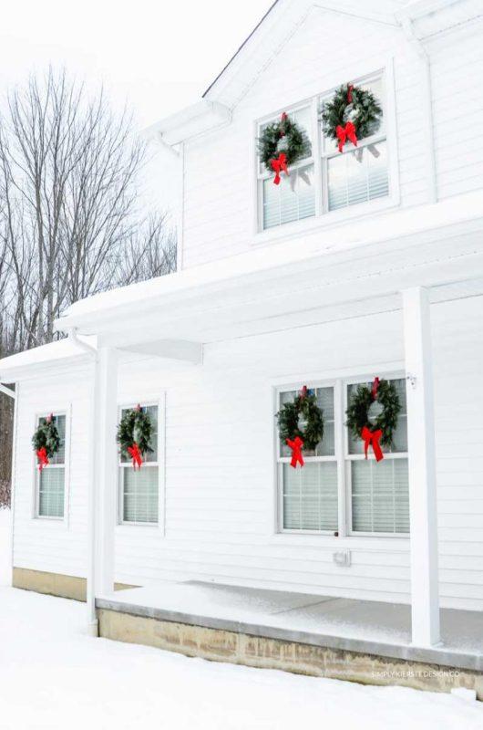 Old Salt Farm Christmas Home Tour 77 740x1117