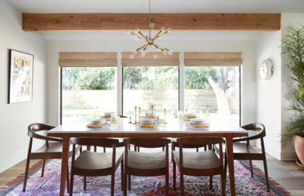 Fixer Upper Dining Room The Safe Gamble House 1 768x496