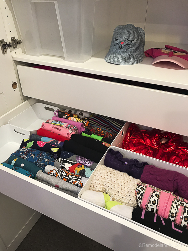Remodelaholic Ikea Pax Built In Wardrobe Closet In A
