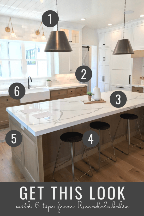 Remodelaholic Get This Look Millhaven Modern Farmhouse