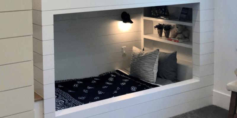 Get This Look: Modern Farmhouse Kids' Bunk Room