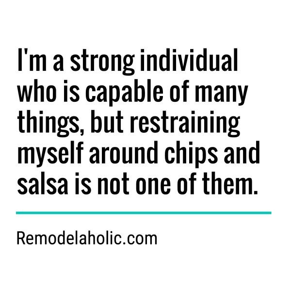 Chips And Salsa Meme Remodelaholic.com