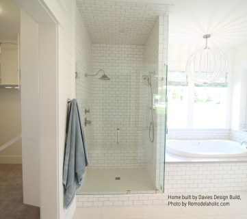 White Subway Tile Shower And Bath Surround Davies Design Build (169)