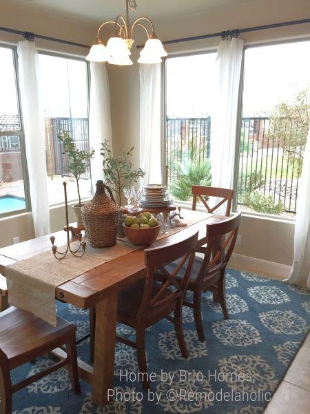 Classic Dining Room Brio Homes (1)