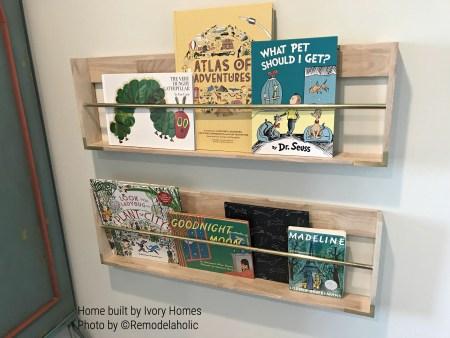 Bookshelves For Kids Room Ivory Homes (22)