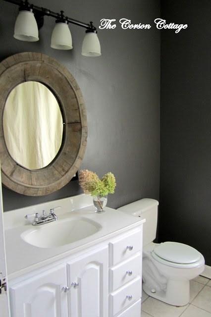 Granite Gray Bathroom Reveal