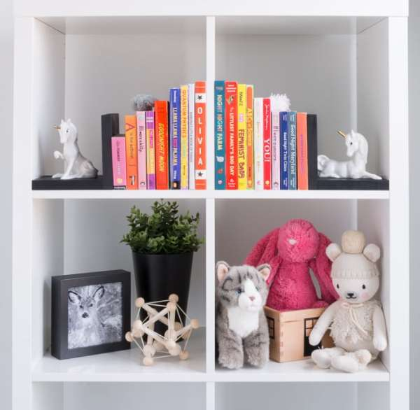 DIY Unicorn Bookends For A Nursery 16