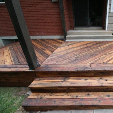 How to Refinish and Restore a Wood Deck