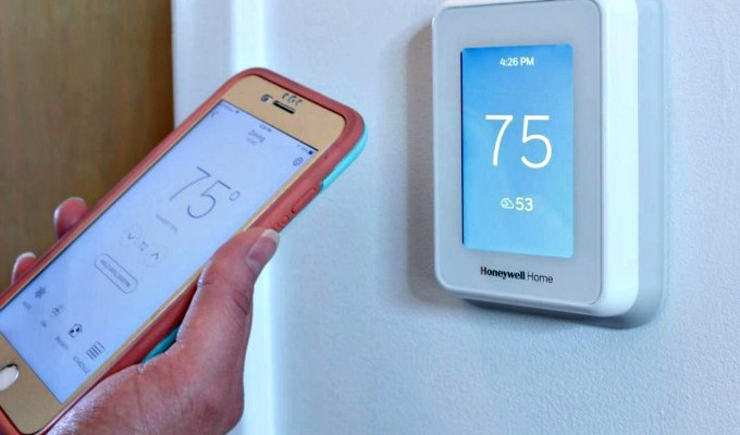 Smart Home Update: Installing a Wi-Fi Thermostat