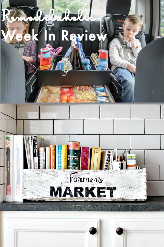 DIY Adjustable Drawer Organizer For Utensils + Book Shelf Storage For Your Garage